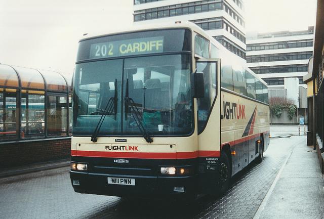 First Cymru M111 PWN at Cardiff - 26 Feb 2001