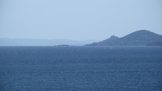 CANNES: Visite de l'ile Saint Honorat 77