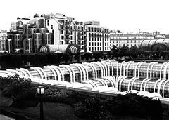 Paris - Les Halles