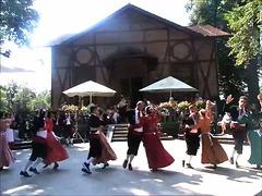 HEJ HEJ HEJ☺! - Sicilia ensemblo dum la Internacia Folklora Festivalo en Písek 2018
