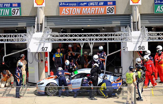 Le Mans 24 Hours Race June 2015 44 X-T1