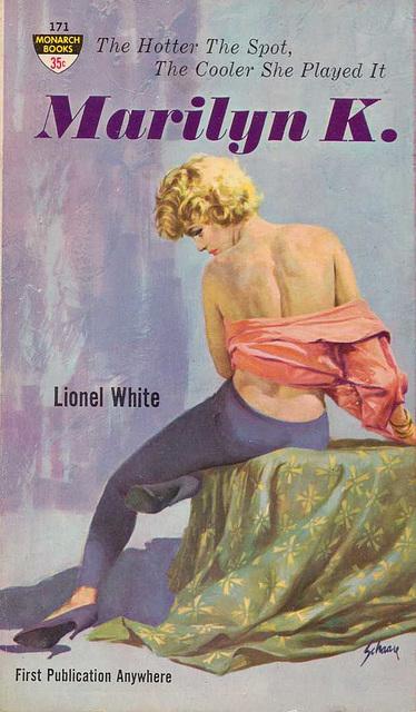 Lionel White - Marilyn K