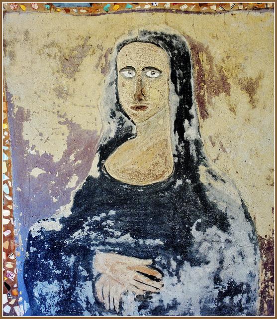 ... Madame De Vinci ...!
