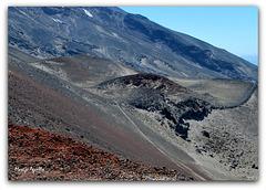 Ladera del volcán Osorno