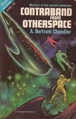 A. Bertram Chandler - Contraband from Otherspace