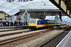 Some trains don't stop in Leiden