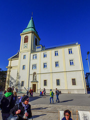 Kirche St. Joseph am Kahlenberg