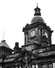 Argyll Factory Clock, Alexandria