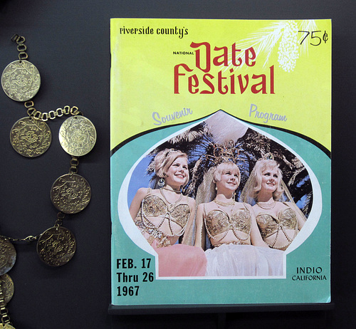 1967 Date Festival Booklet at Coachella Valley History Museum (2614)