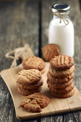 Tatraküpsised / Buckwheat cookies
