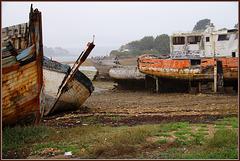 Geisterschiffe von Rostellec