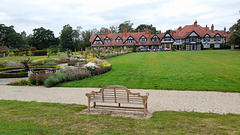 HBM from the Petwood Hotel  ~ Woodhall Spa