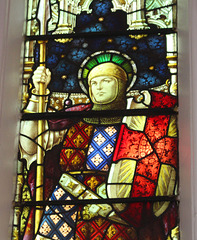 Stained Glass Window, St Anne's Church, Aigburth, Liverpool