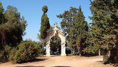 CANNES: Visite de l'ile Saint Honorat 84