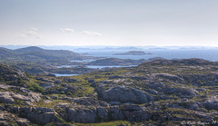 The view from Lindesnes fyr
