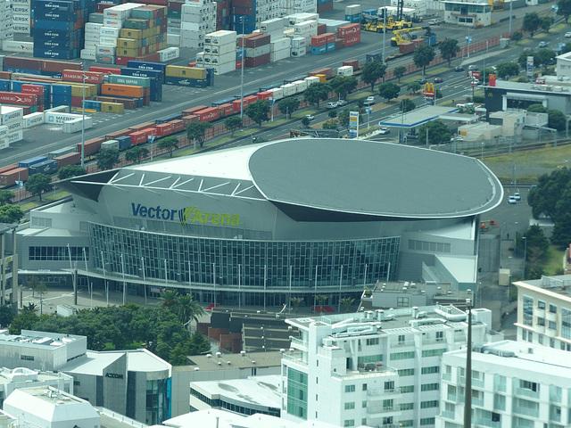 Vector Arena - 22 February 2015