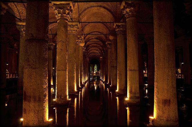Cisterna Basilica (Istambul)