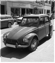 Citroën Dyane (1967 - 1983)