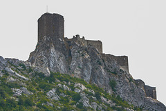 Châteaux Cathares: Quéribus