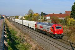 Euro4050 VFLI Laneuveville devant Nancy