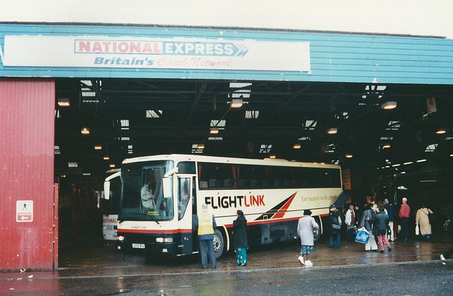 Flights Travel S295 WOA at Birmingham - 27 Feb 2001