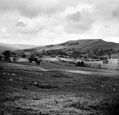 Addlebrough from High Blean