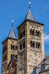 Ilbenstadt/Wetterau: Romanische Basilika
