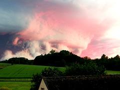 Arcus gigantesque en Picardie