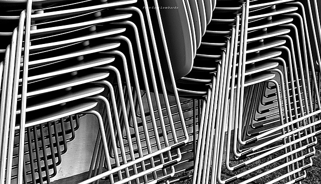 a world of chairs