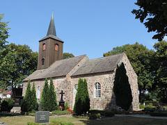 Dorfkirche in Sputendorf