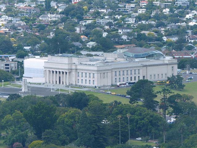 Auckland War Memorial Museum - 22 February 2015