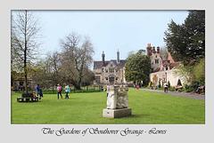Southover Grange & Gardens - 16.4.2015