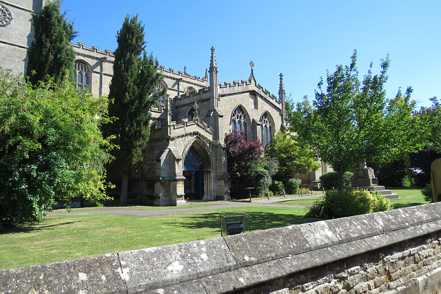 oakham church, rutland