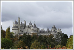 chateau de pierrefonds ( oise ) ....