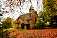 The Thatched St George's Church
