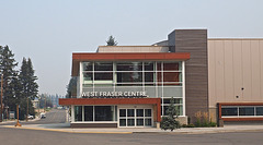 New Ice Hockey Arena in Quesnel, BC