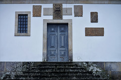 The oldest chapel of the country  -  Balsemão