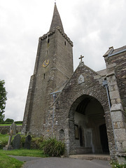 ermington church, devon