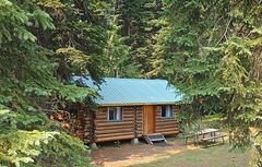 Trappers Cabin, Bowron Lake, BC