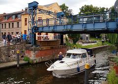 HFF - Hubbrücke Plau