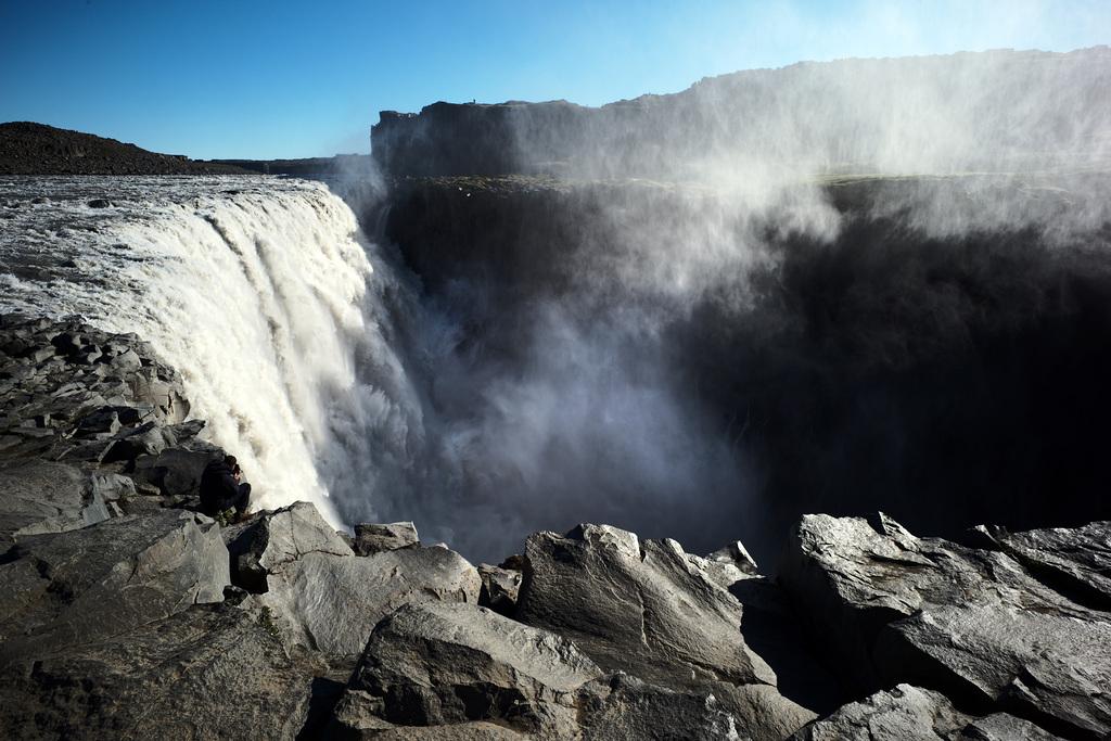 Dettifoss waterfall, Iceland L1004353