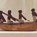 Egyptian Boat Model in the Virginia Museum of Fine Arts, June 2018