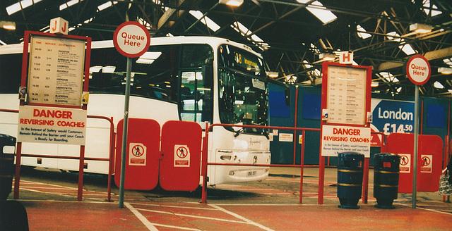 Rapsons DSU 707 at Birmingham - 4 May 2004