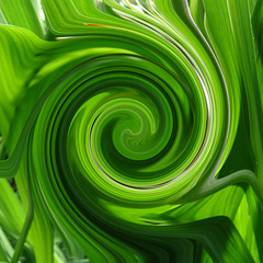 Undoubtedly green