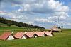Pfadfinderlager auf dem oberen Grenchenberg