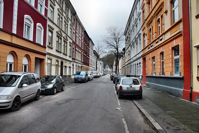 Heubingstraße (Hagen-Haspe) / 26.02.2017