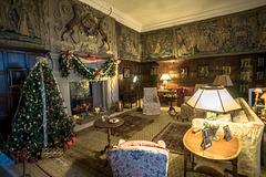 'Hardwick hall'.. .. with Christmas decor.