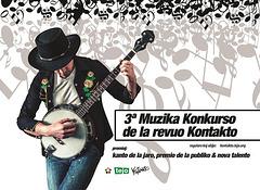 3a muzika konkurso de la Revuo Kontakto