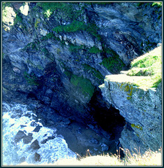 Hell's Mouth. Long Way Down X