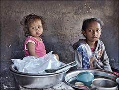 Petites commerçantes malgaches